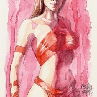 Aquarela Elektra