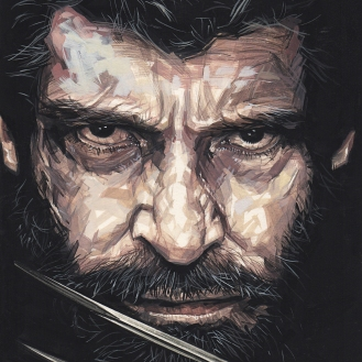 Fan Art Logan